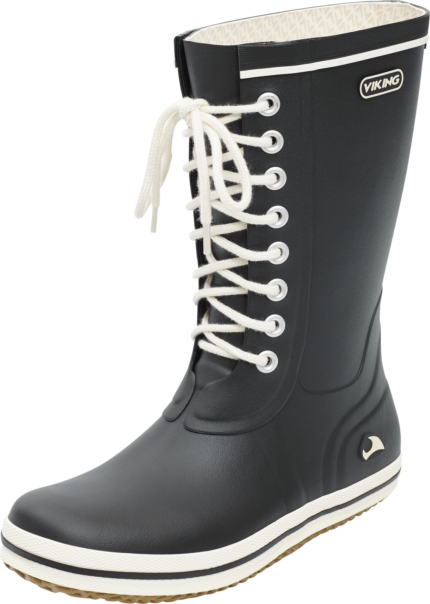 3dcb2e2c7 Agua es Negro De Footwear Campz Botas Retro Mujer Viking Light wqzHXBO